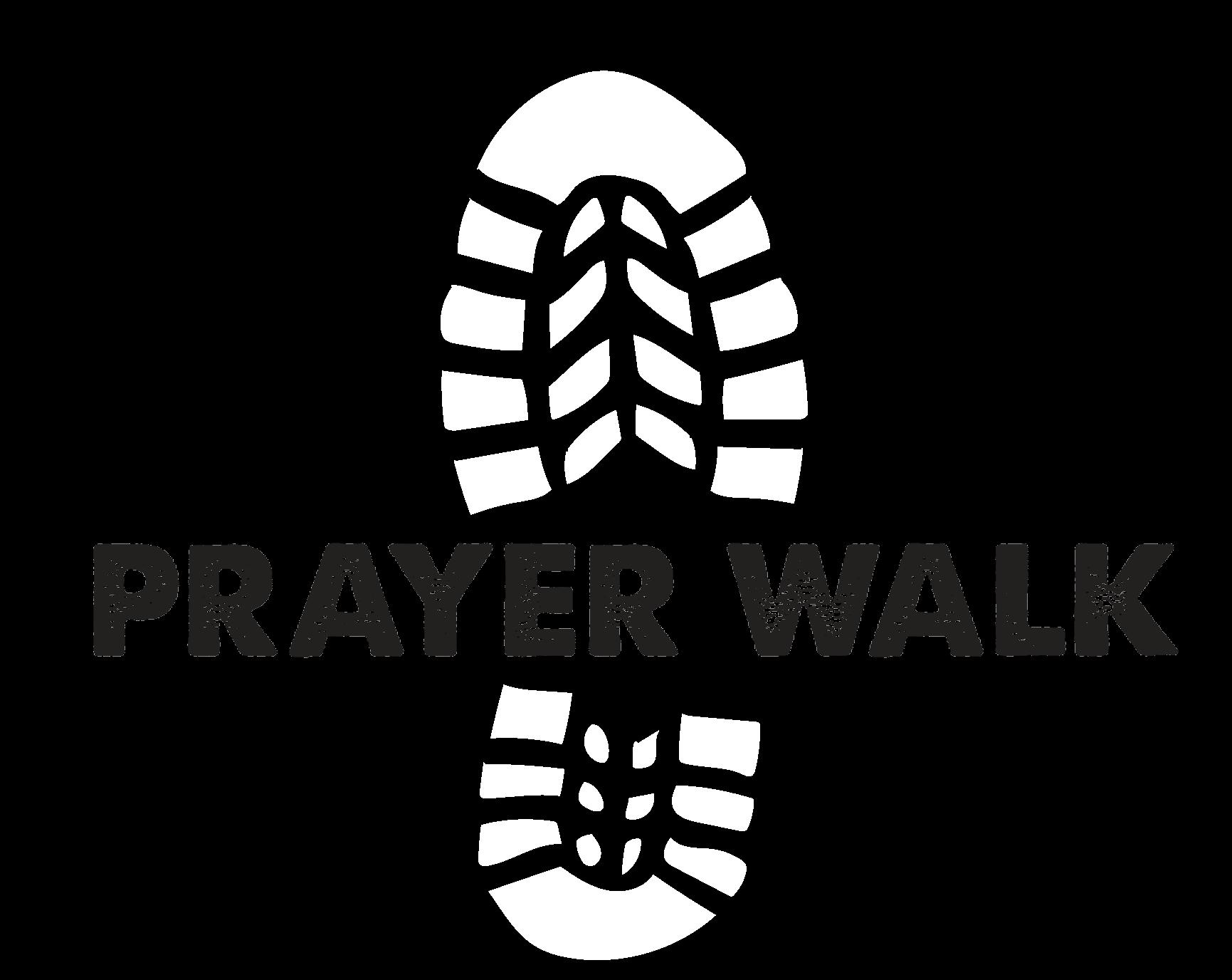 Prayer walk at Gateway
